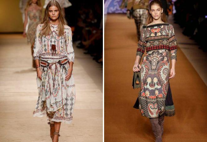 s'habiller en style ethnique