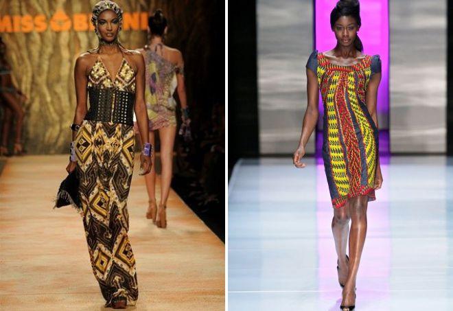 style ethnique dans les vêtements
