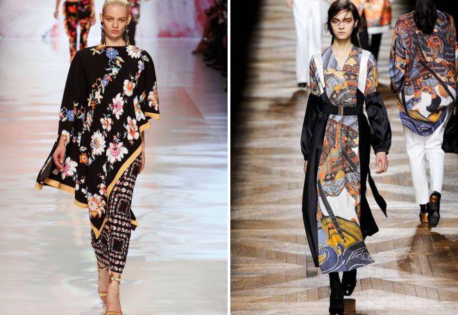 женская одежда в этно стиле