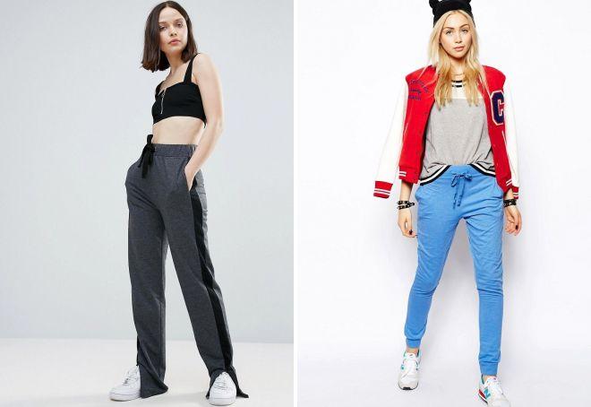 Мода 2017 брюки женские