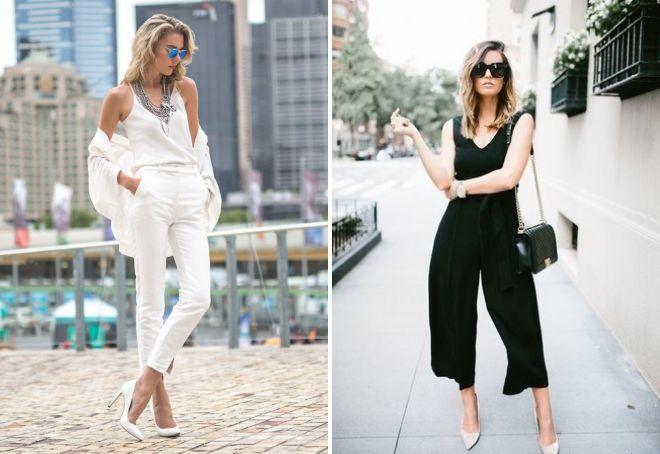 Базовый гардероб в стиле casual