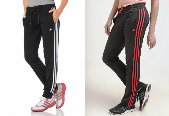 джоггеры adidas