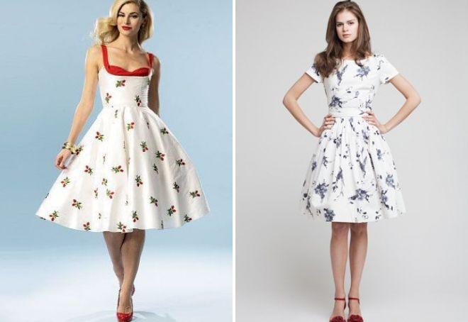 как отличить винтажное платье
