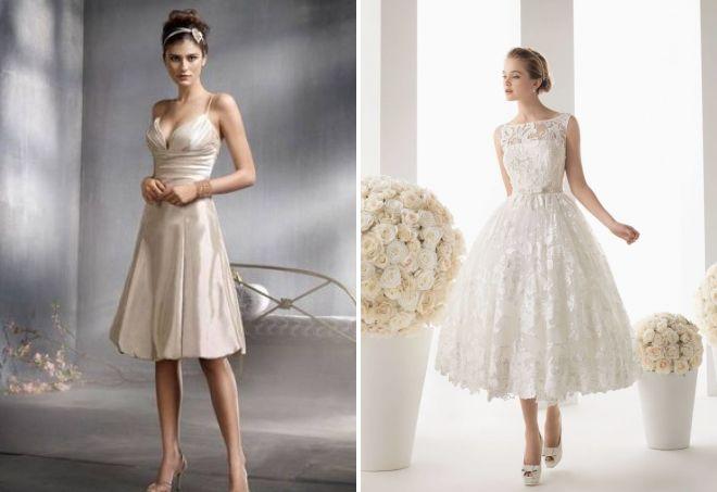 платья в стиле винтаж