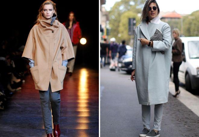 abrigo capullo