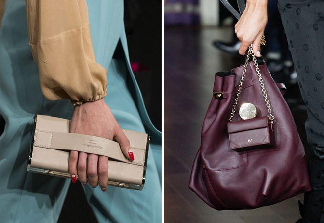 bd22f77ed7bd Самые модные сумки 2018 для женщин – какие формы и модели женских ...