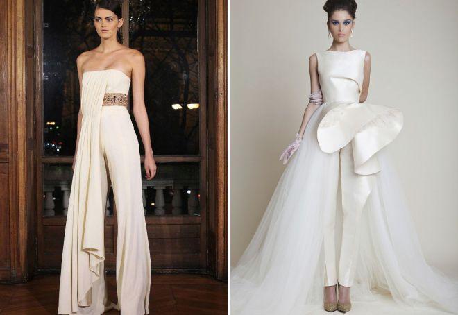 стильное платье комбинезон