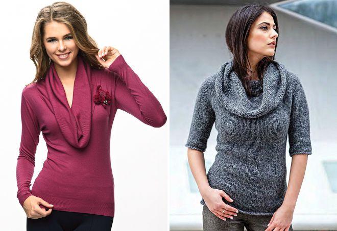 types de colliers à la mode dans les vêtements