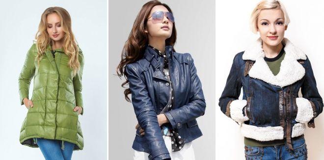 Модные женские куртки весна 2019