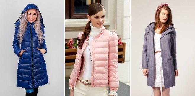 Какие куртки в моде весной 2019