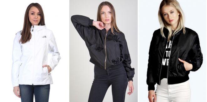 Женские куртки ветровки весна 2019 идеи