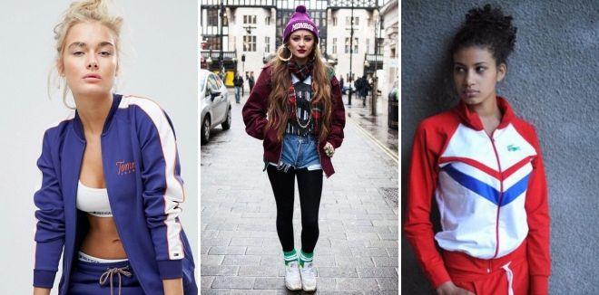 Новинки курток весна 2019 стиль 90