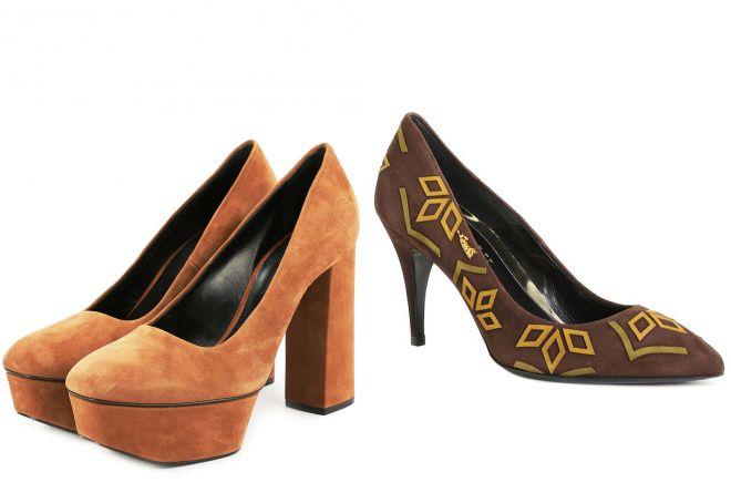 Между тем, женщины и девушки в большинстве случаев выбирают «на каждый  день» другие варианты, поскольку коричневые замшевые туфли требуют  необыкновенно ... 7673d8d758a