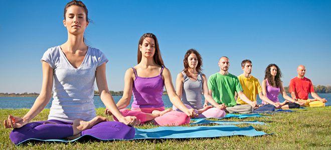 хатха йога для похудения