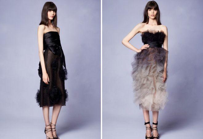 коктейльные платья на новый год 2018