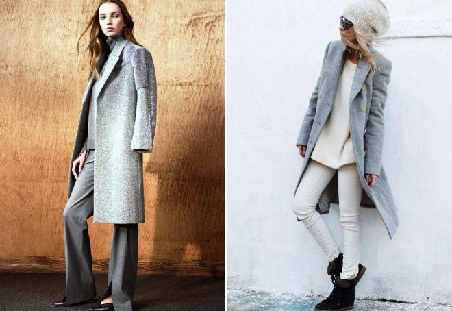 модная зимняя одежда для женщин