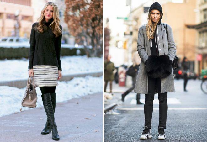 одежда на каждый день на зиму