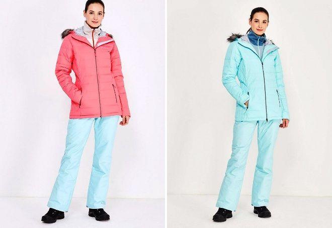 9a7d5a15f7b Модные зимние женские горнолыжные костюмы – брендовые Bogner ...