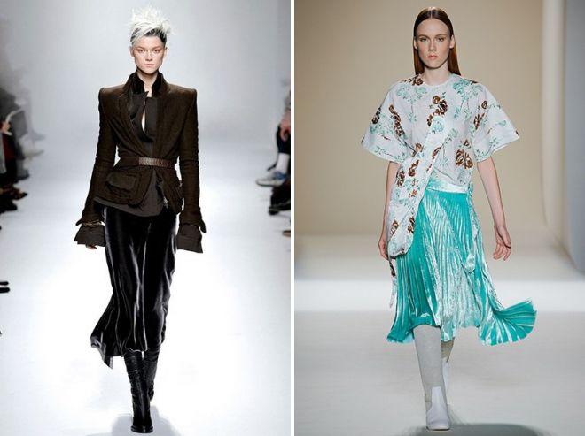 styles de jupes 2018