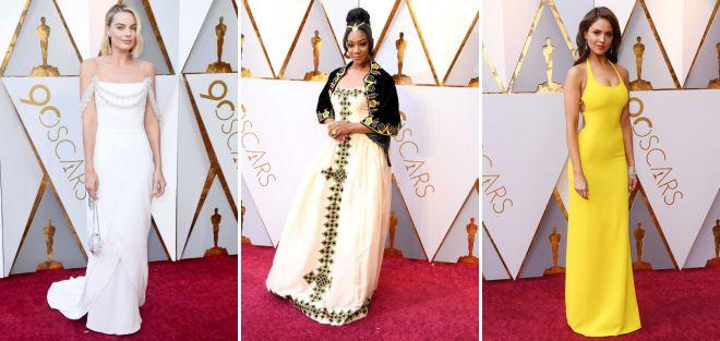 Церемония вручения Оскара 2018