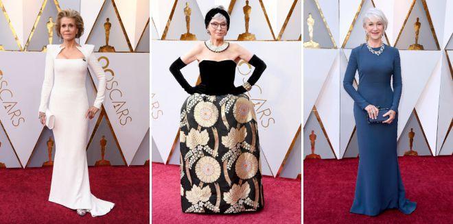 Церемония вручения премии Оскара 2018