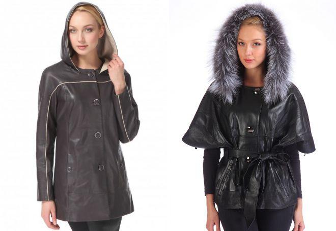 кожаные куртки из натуральной кожи
