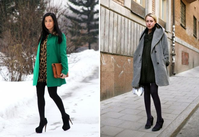 qısa paltarlı paltar