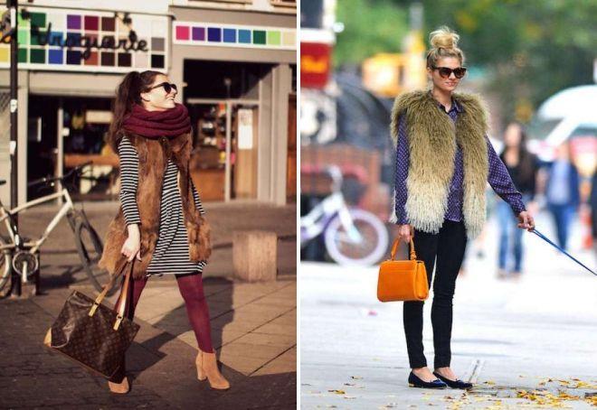 apa yang memakai jaket bulu pada musim bunga dan musim luruh