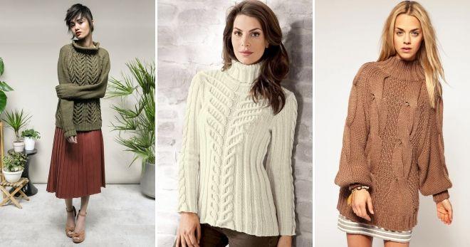 Dugi raglan džemper