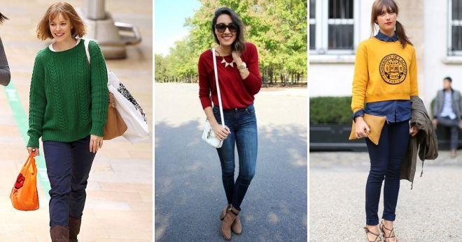 Sa čime nositi džemper raglan