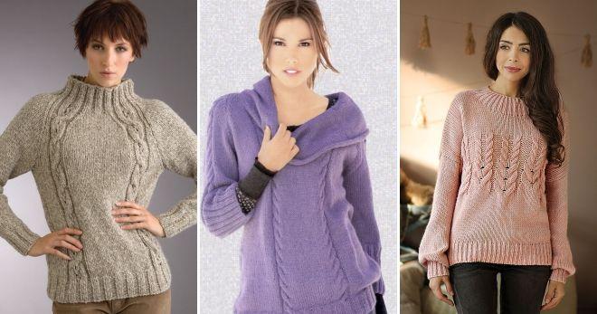Aran džemper