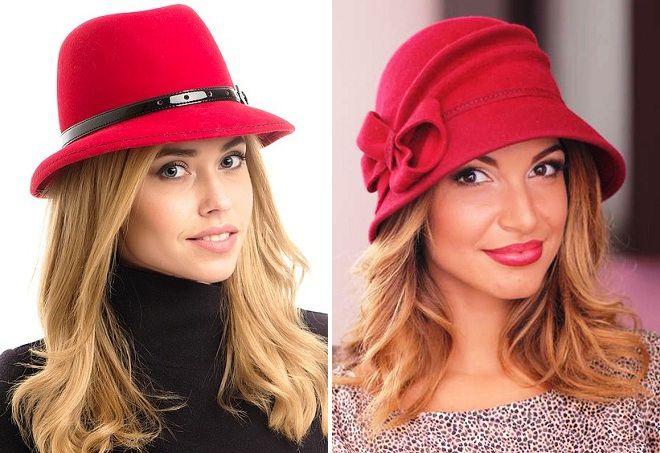 женские весенние шляпки