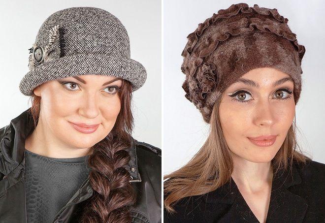 женские красивые шляпки
