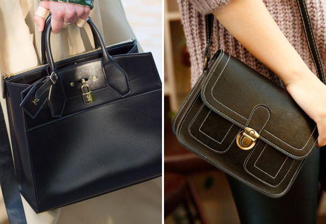 виды деловых сумок