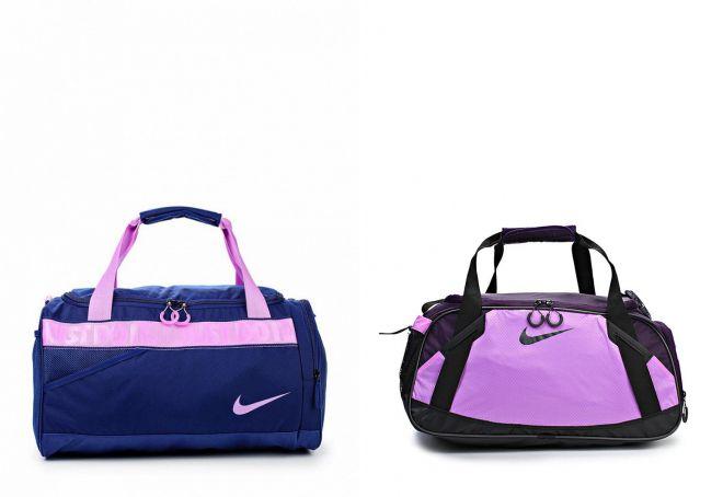 виды спортивных сумок
