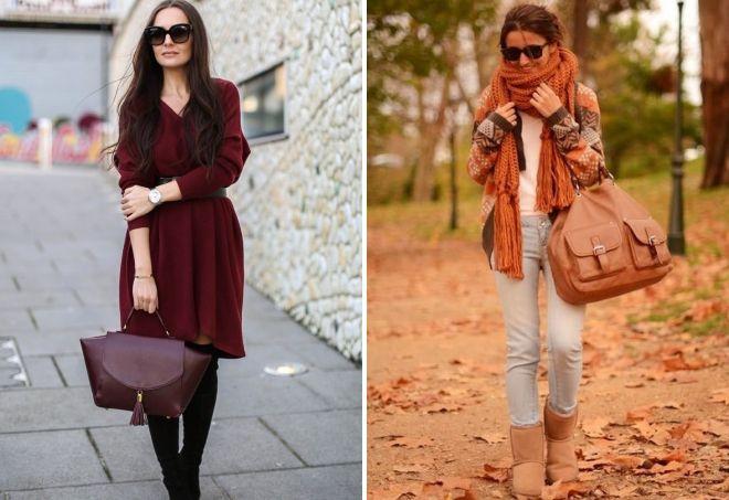 одежда для цветотипа осень