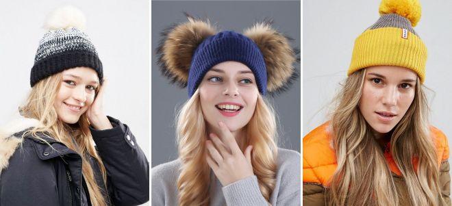 Самые модные женские шапки 2017-2018 – какие шапки в моде в этом году?