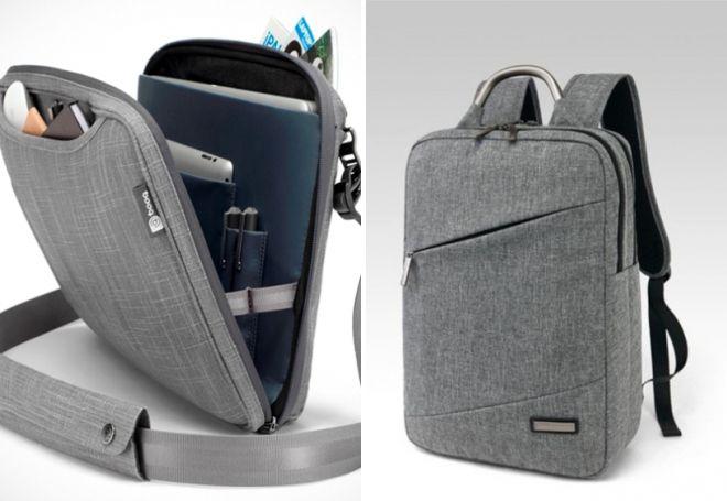 sac à dos pour ordinateur portable mince