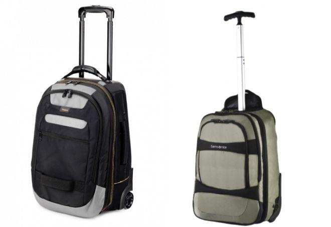 sac à dos pour ordinateur portable sur roues