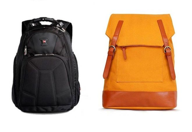 sac à dos élégant pour ordinateur portable