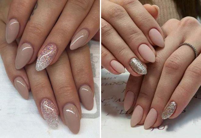 самые стильные ногти 2018