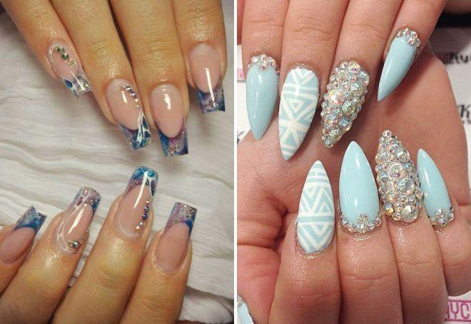 стильные ногти 2018
