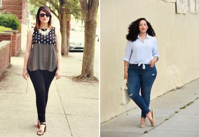 повседневный стиль одежды для девушек