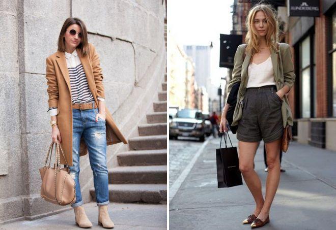 модная повседневная одежда 2018