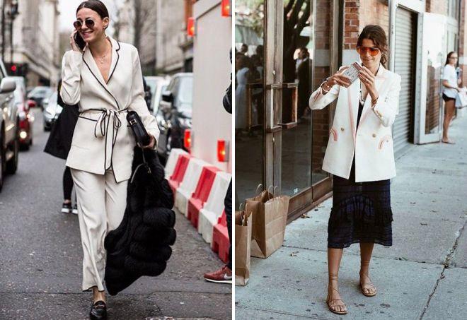повседневная классическая одежда