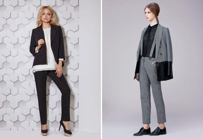 повседневно деловой стиль одежды