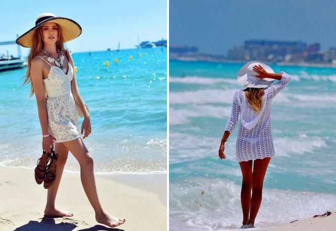 женские летние шляпы для моря