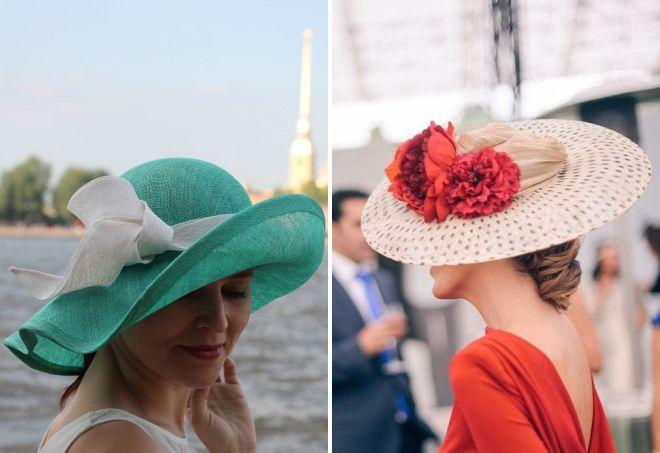 какую шляпу выбрать на лето