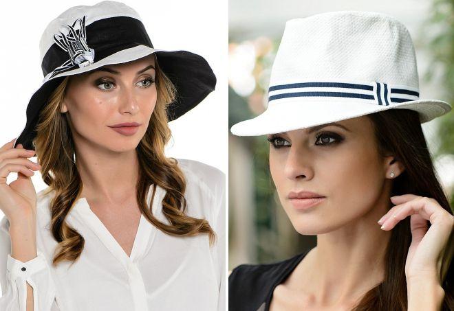 летние шляпы для женщин