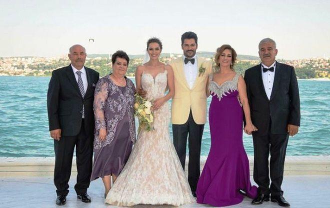 свадьба бурака озчивита и фахрие эвджен гости